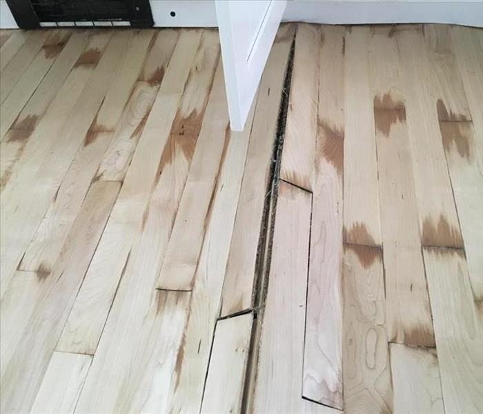 Water Can Damage Wood Floors